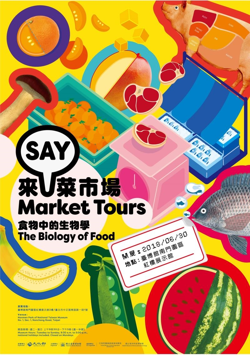 Market Tours - The Biology of Food