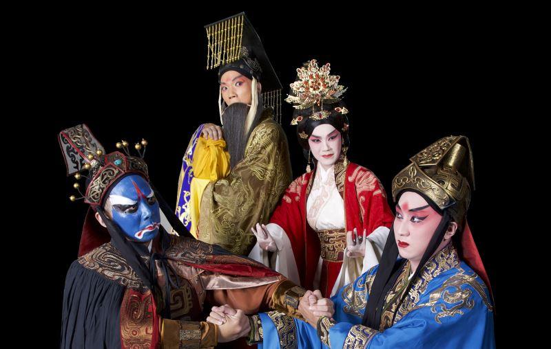 《奪嫡》臺灣戲曲學院臺灣京崑劇團│2019戲曲夢工場