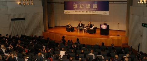 香港的重光、回歸與再生-兼談台灣的民主發展