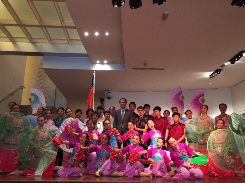 中華藝術舞蹈團將於8月3日及7日於紐約公演