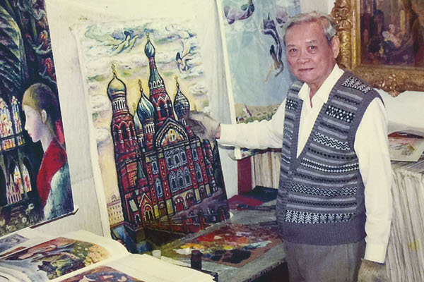 Painter | Hsu Wu-yung