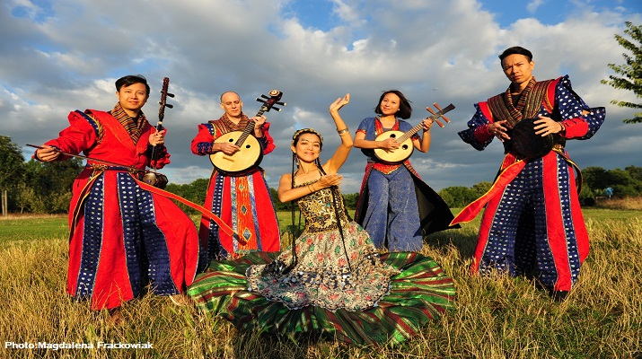 "Taiwan music group ""A Moving Sound"" Performing across 6 states in U.S."