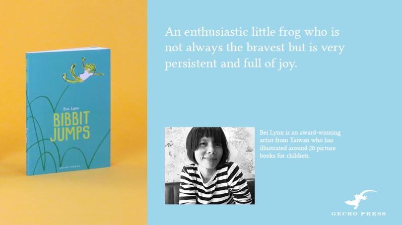 台灣繪本作家林小杯於洛杉磯時報書展「童書舞台」線上說故事!