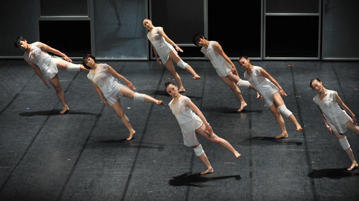 三十舞蹈劇場2008美國巡迴演出