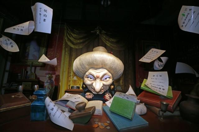 「ジブリ展」台湾で開幕 トトロなど9作品の名シーンを再現