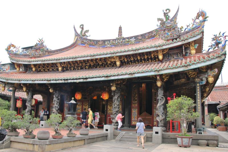Cultural Infrastructure Series XXIV: Dalongdong Bao'an Temple
