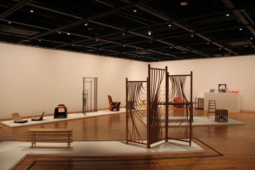 Hybrid furniture exhibition in Tokyo showcases artworks from Taiwan and Japan