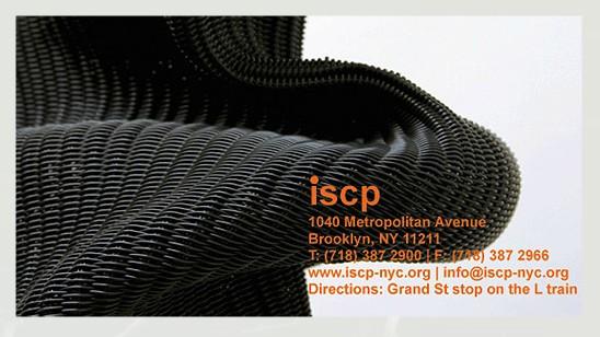 ISCP OPEN STUDIOS