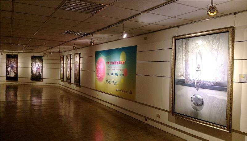 「璞玉發光-藝術行銷活動」首獎聯展~邀請您前來感受藝術心靈交會的火光