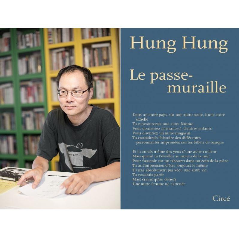 Hung Hung participe à «Extra! Le Festival de la littérature vivante».