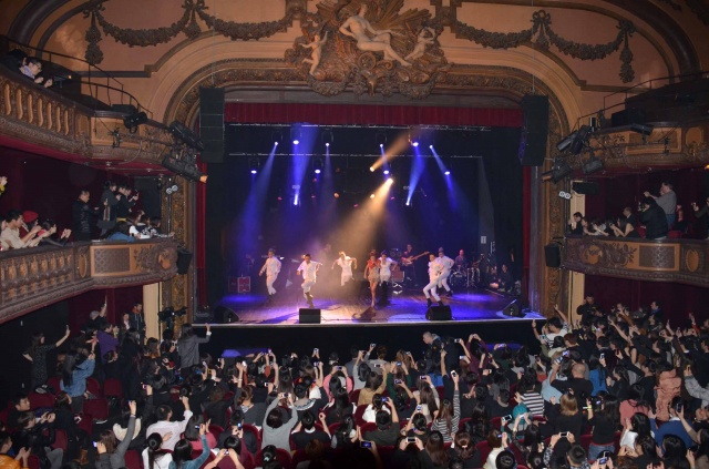 TAIWANESE ARTISTS LIGHT UP PARIS WITH MUSIC
