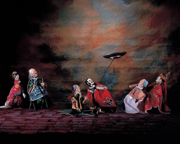 I Wan Jan Puppet Theater