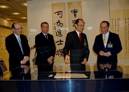 没後50周年を記念し、当代の書聖「于右任回顧展」が東京の池袋で盛大に開催