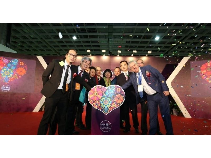 Cultural and creative industry expo opens in Taipei