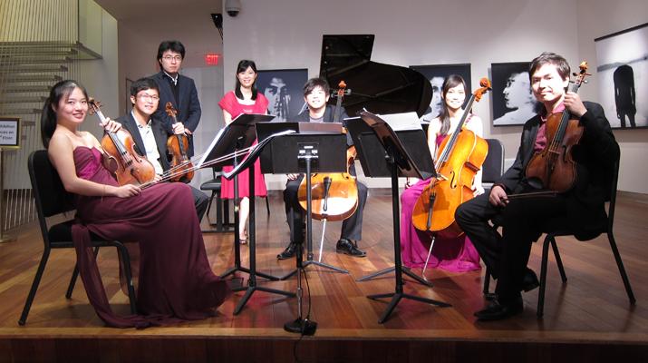 紐約臺灣書院推出2012臺灣新秀古典音樂會系列
