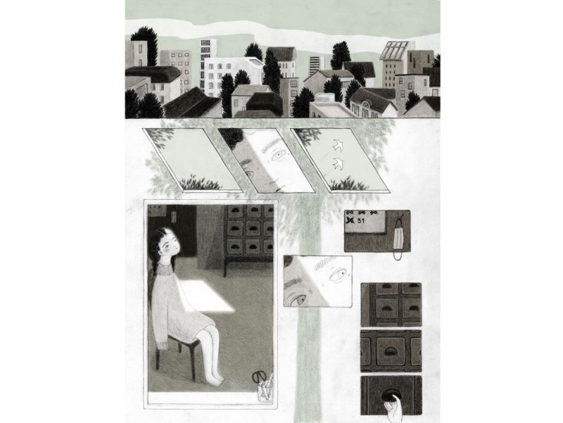 Taiwanese illustrator Cho Pei-hsin wins Bologna Illustration award