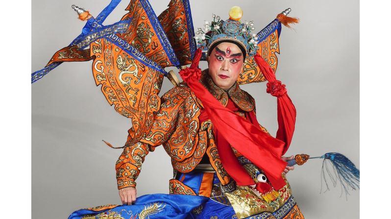 TaiwanEYE - Taipei Li-Yuan Peking Opera Theatre Online Showcase【Lotus Lantern】