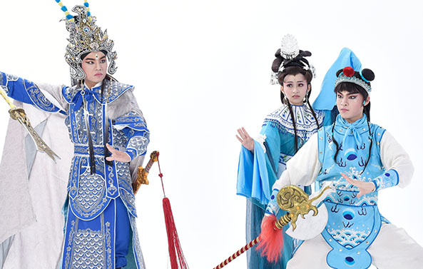 Taiwan Youth Troupe of National Taiwan College of Performing Arts Hua-Shan Story
