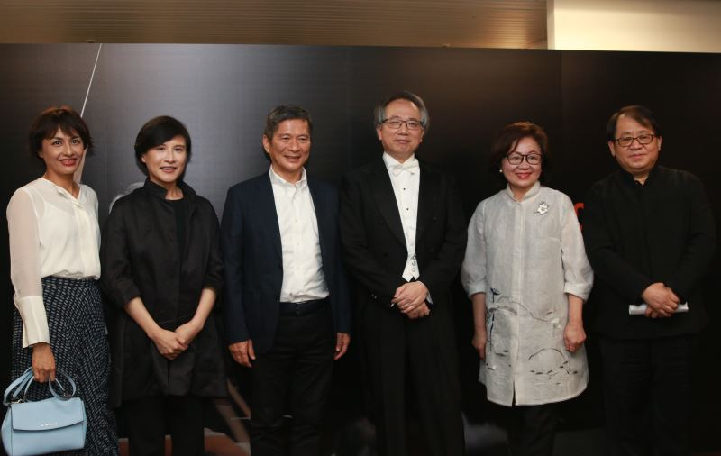 Ministers of Culture join outgoing NSO director's last concert