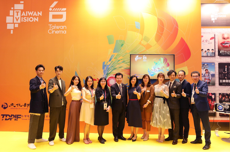 影視文化新南向好成績!「臺灣影視內容發布會」、「創投提案會」在新加坡獲好評