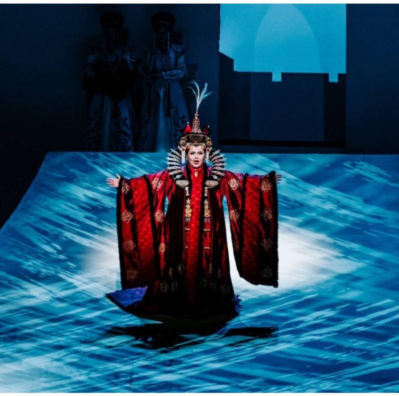 «Turandot» - Le plus grand opéra  à Taiwan Weiwuying en direct sur YouTube