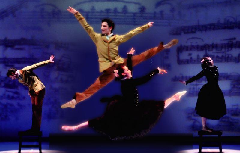 《關於柴可夫斯基》福爾摩沙芭蕾舞團