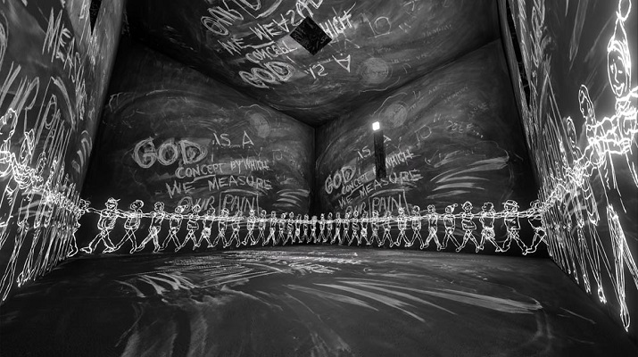 威尼斯VR大獎作品《沙中房間》翠貝卡影展紐約首映