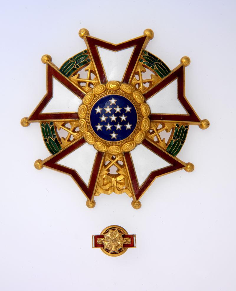 美國最高統帥勳章