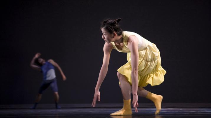 古舞團紐約演出余彥芳舞作「邊界之二- 境」