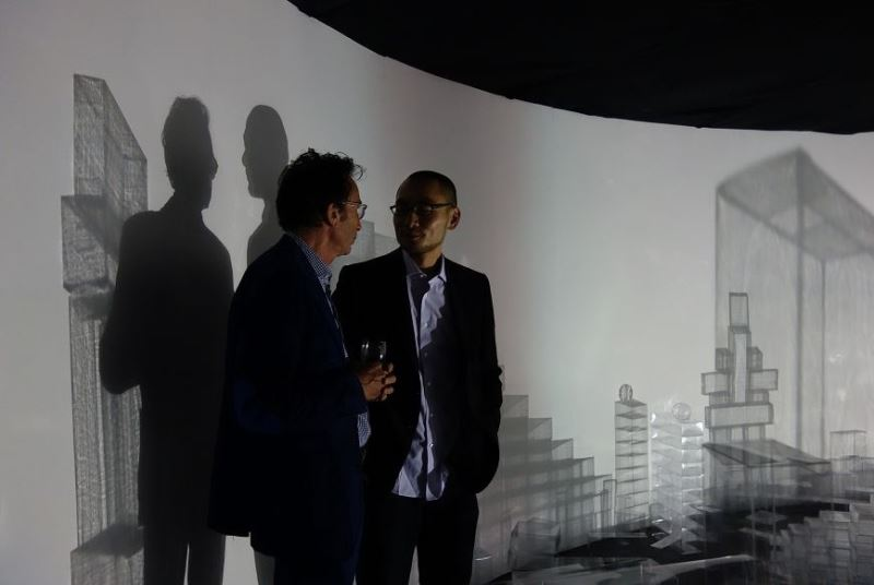 Taiwanese artist to present solo exhibition in the U.K.