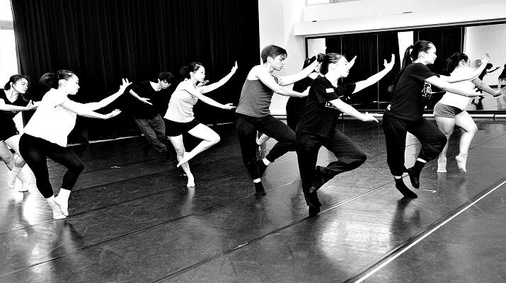 21世紀臺灣舞蹈現況示範講座