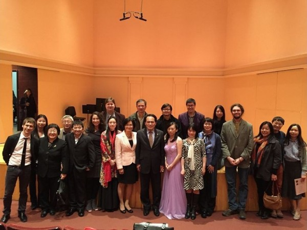 Taiwanese orchestra enjoys success in Houston festival