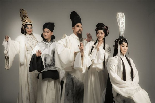 'The Painting of 18 Lohans' by GuoGuang Opera Company