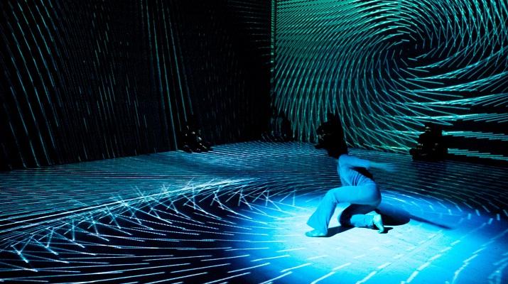 臺灣安娜琪舞蹈劇場紐約發表科技舞蹈作品「第七感官」