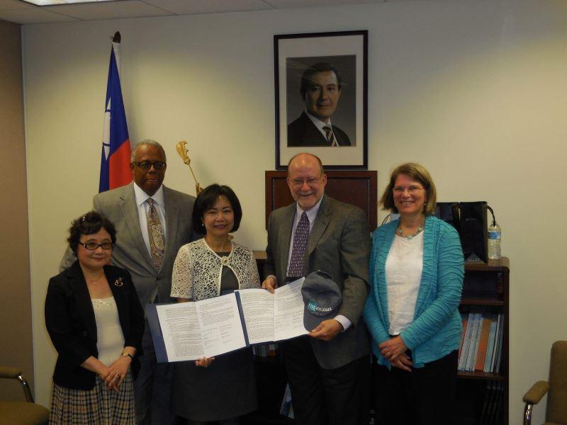 麻州大學五校聯盟與中華民國文化部所合作辦理「臺灣文化光點計畫」即將展開