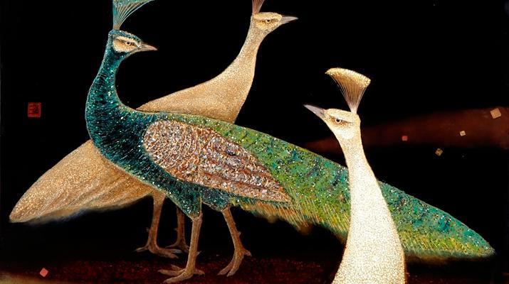 閃亮的傳承:王清霜家族當代台灣漆藝之美