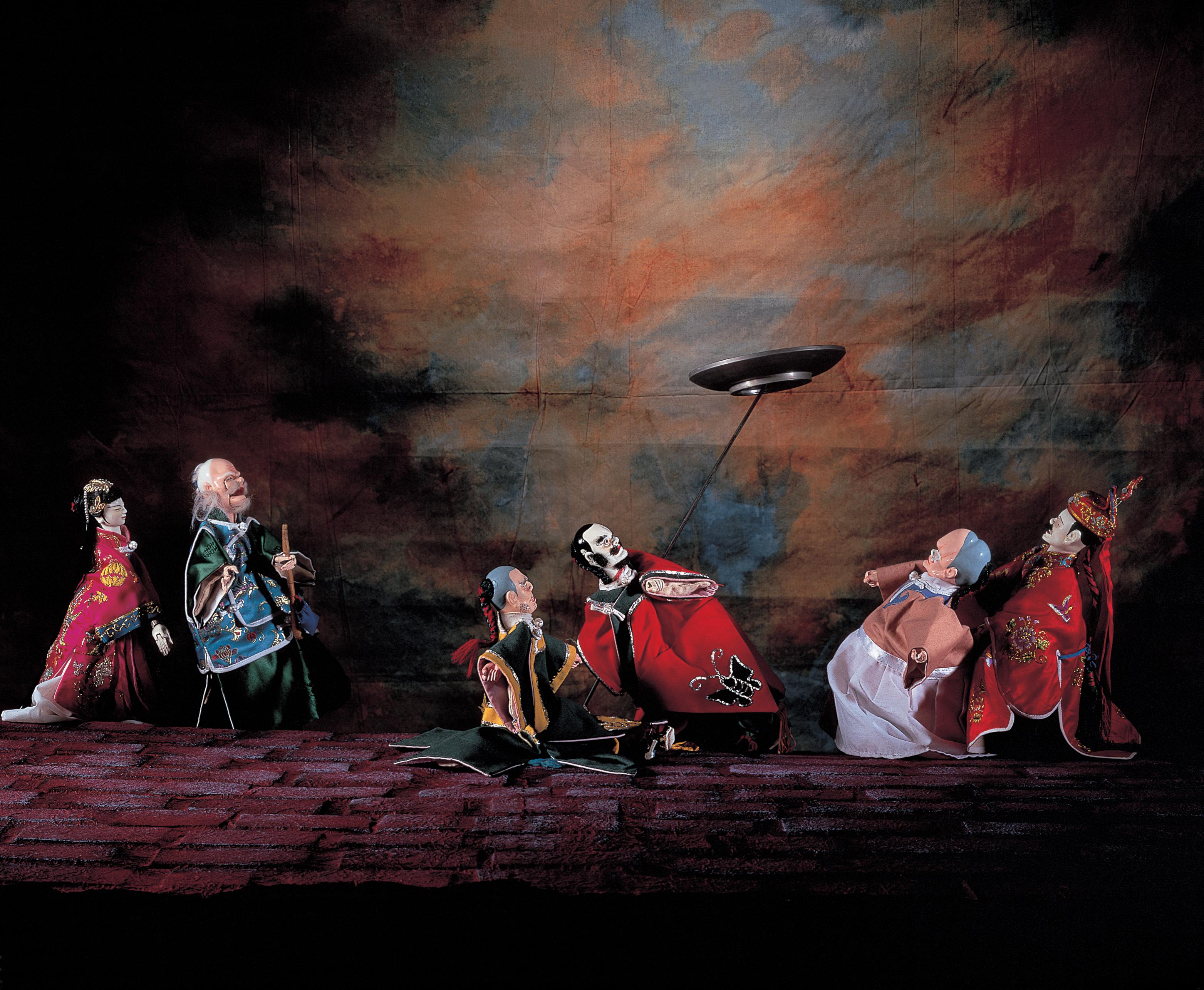 亦宛然掌中劇團 紐約、波士頓、底特律、安娜堡 4城巡迴演出