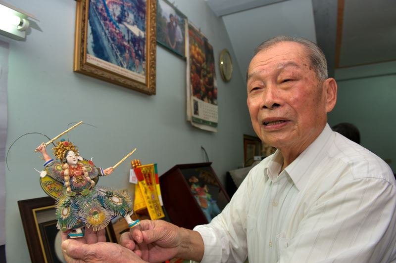 Culture Minister expresses condolences on passing of cut-and-paste ceramic artist Wang Bao-yuan