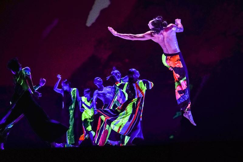 Taiwan dancers, choreographers take the spotlight at Düsseldorf fair