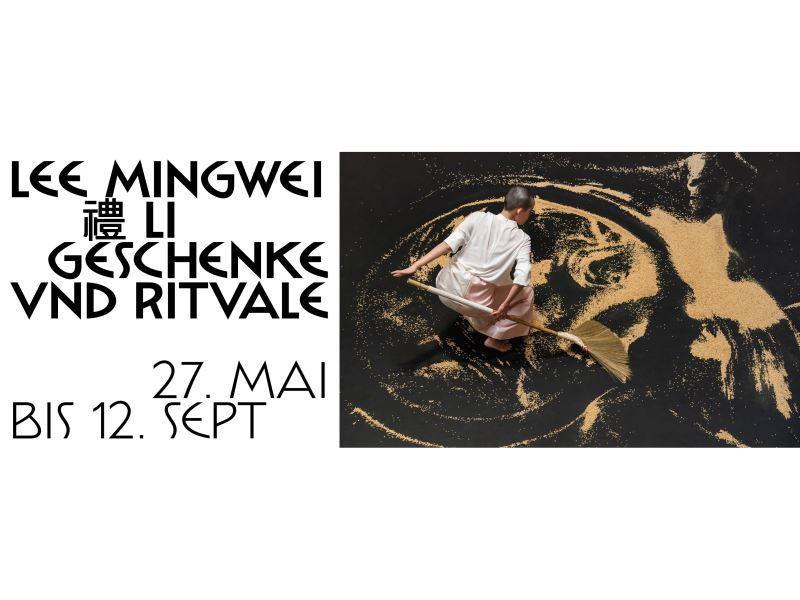 Museum Villa Stuck in Munich features works of Taiwanese artist Lee Ming-wei