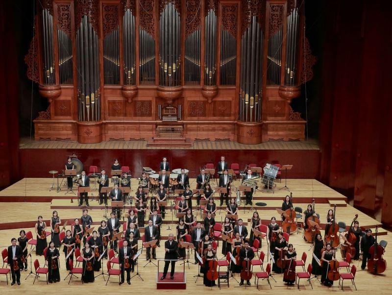 臺北市立交響樂團11月4日聖地牙哥盛大演出