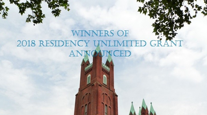 Winners of 2018 Residency Unlimited Grant in NYC