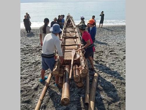 3万年前の航海を再現 台日共同プロジェクト テスト航海実施へ