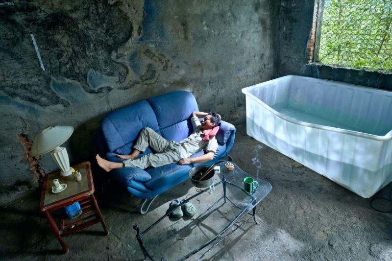 【アート】蔡明亮(ツァイ・ミンリャン)監督が日本初上映の VR映画『蘭若寺の住人』 を語る