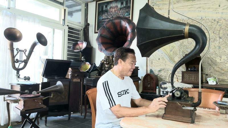 「我與留聲機的百年之旅」專題講座