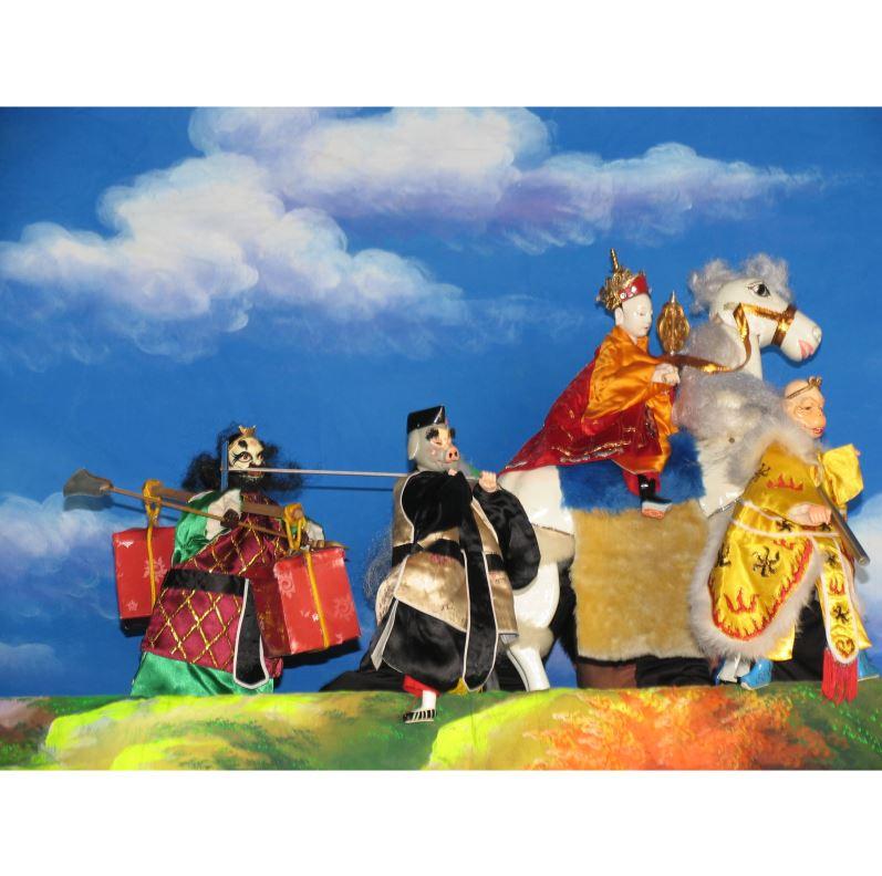 La tournée 2019 des marionnettes prestigieuses de Liao Wen-Ho - Le 23ème Festival de l'imaginaire
