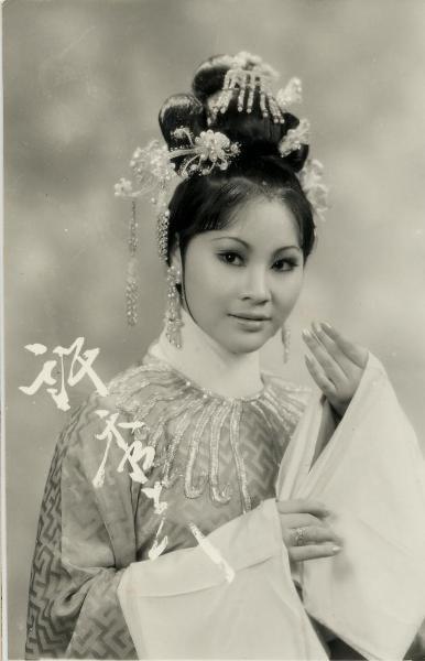 台湾オペラの名女優 | 許秀年