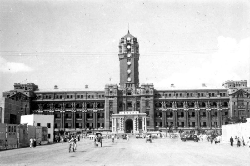 総統府で落成100周年記念特別展 日本人設計者の孫「祖父は幸せな建築家」