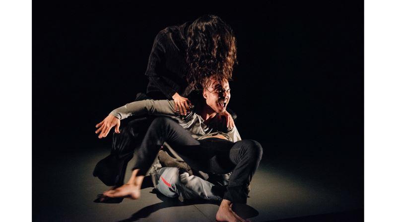 劉冠詳舞作《我知道的太多了》東亞當代舞蹈節震撼登場