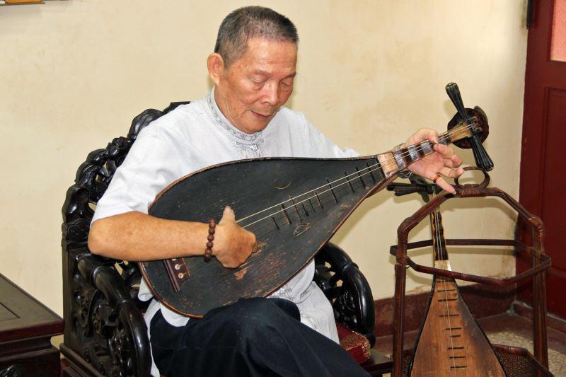 「南鳳清聲-傳藝繞樑」南管音樂會-台南市南聲社